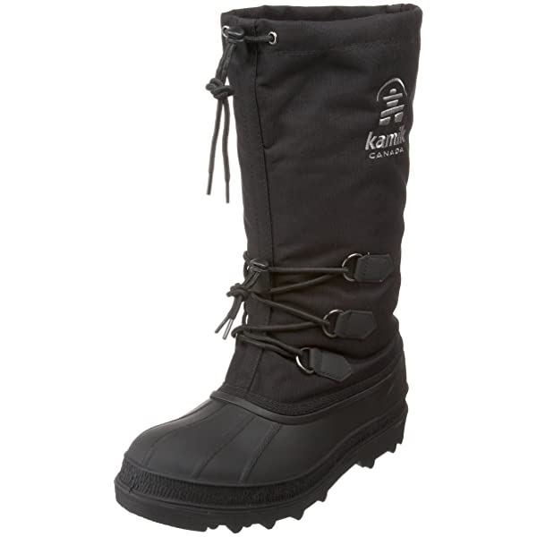 Kamik Cold Weather Boots – Cold Outside, Cold Inside