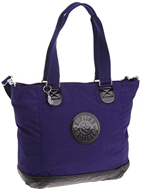 Kipling Shopper Combo Large Shoulder Bag With Removable Strap 23