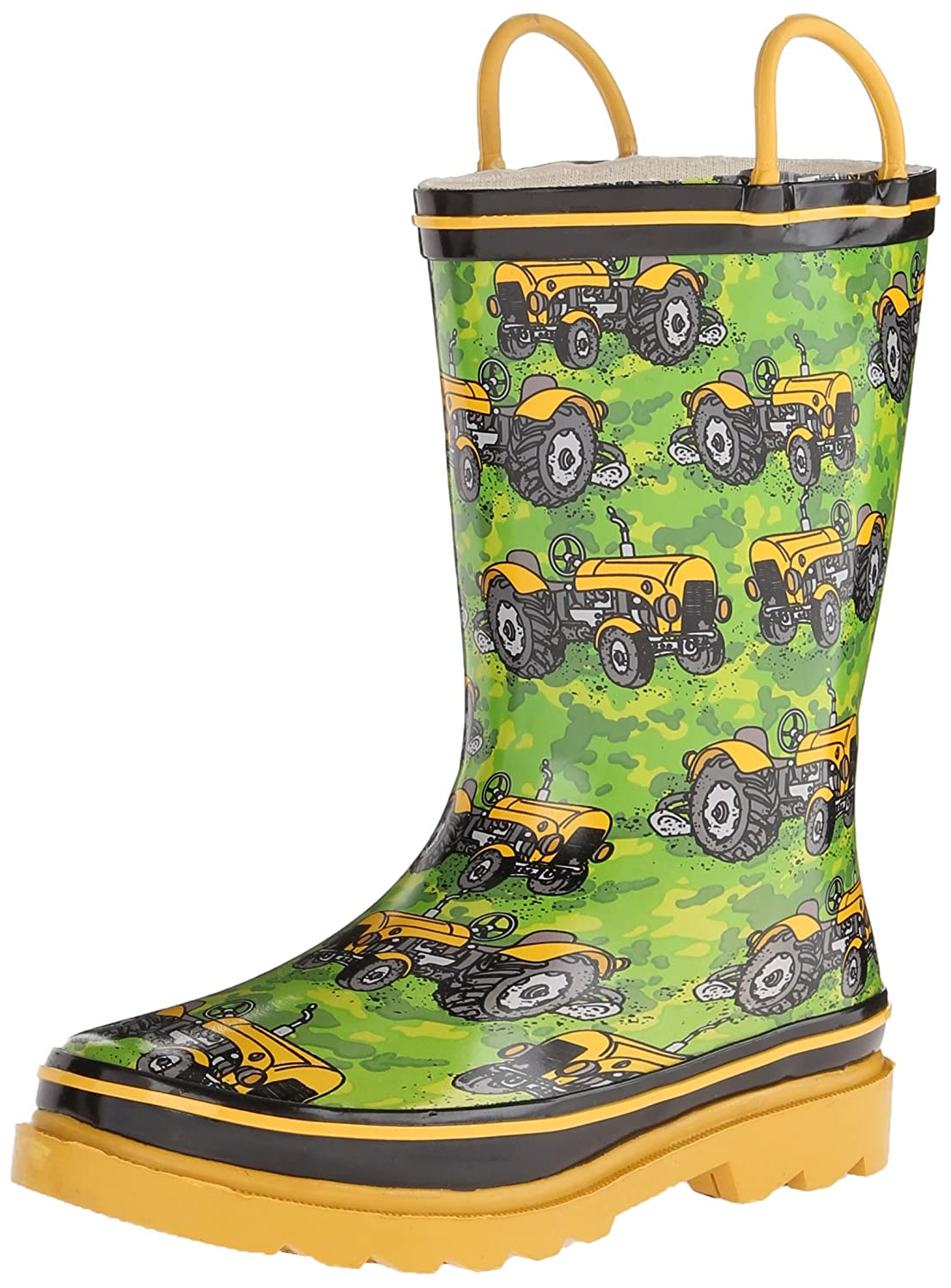Western Chief Tractor Ride Rain Boot (Toddler/Little Kid)