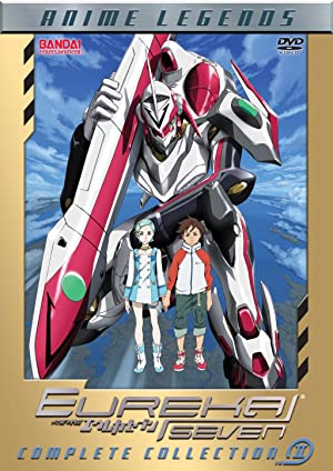 交響詩篇エウレカセブン DVD-BOX