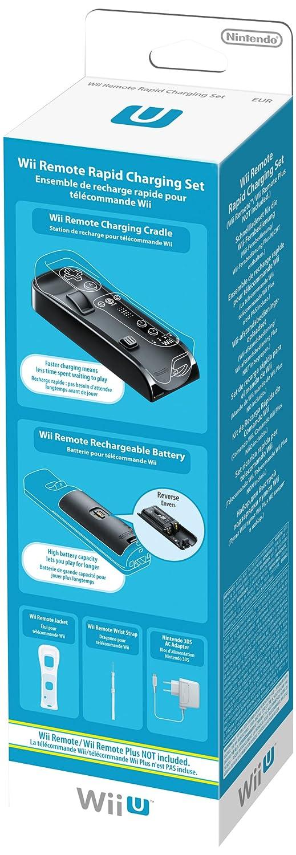 81aqMLRUhLL._SL1500_ Batterie haute capacité Wii U GamePad dans Wii U