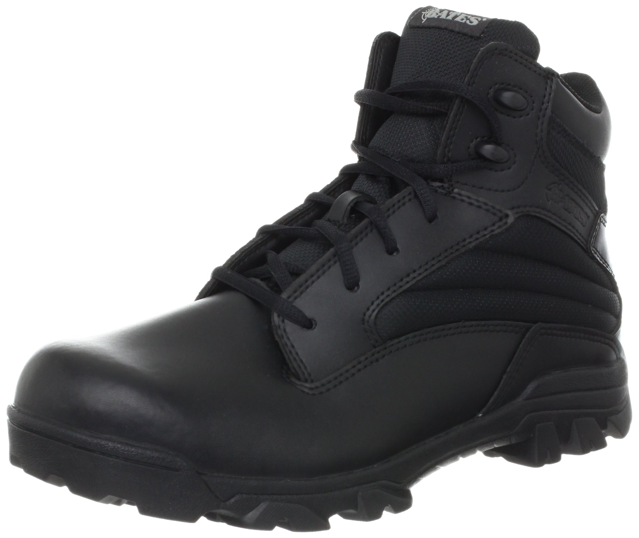 Nylon Uniform Bates Leather Boot