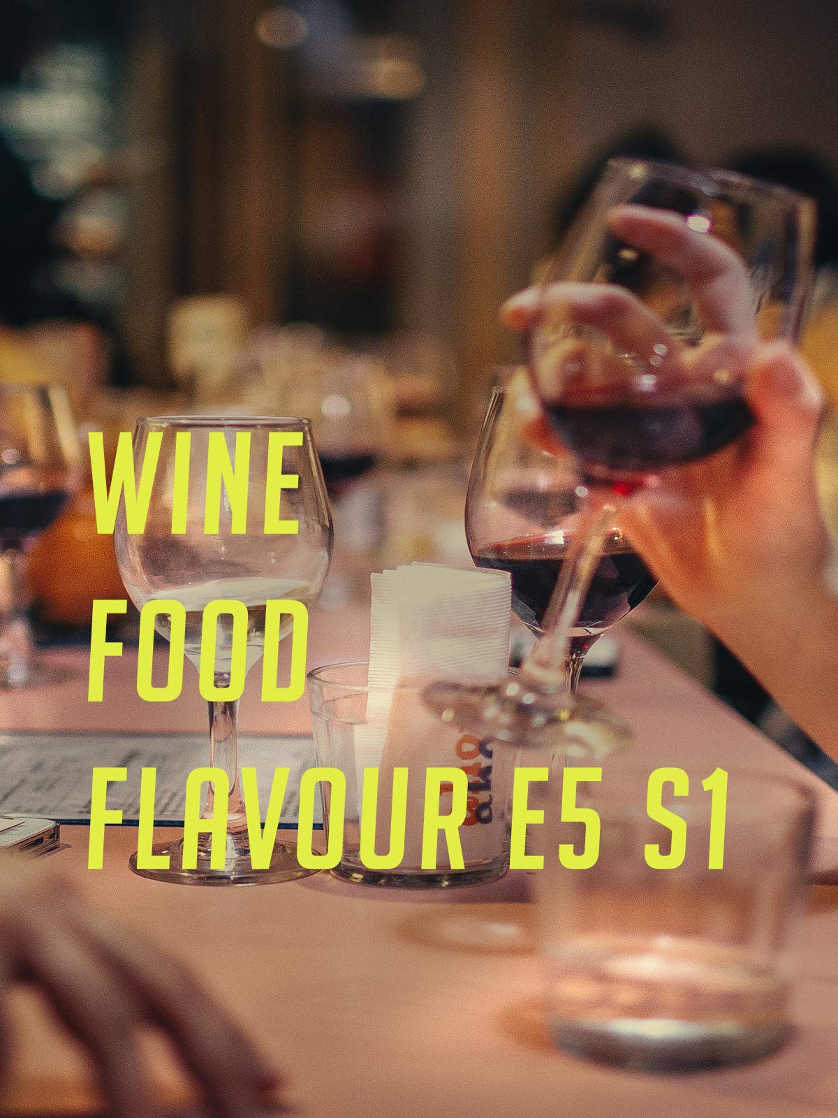 Wine Food Flavour E5 S1 on Amazon Prime Video UK