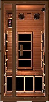 JNH Lifestyles 1-Person Far Infrared Sauna