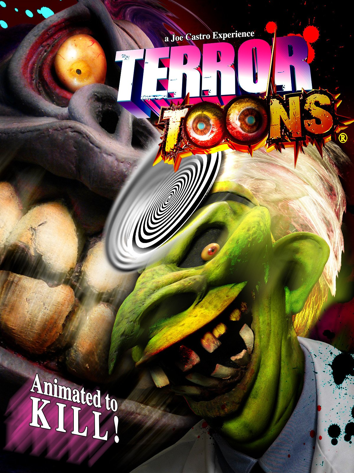Terror Toons on Amazon Prime Video UK