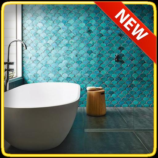 Bathroom tile ideas appstore for android for Bathroom ideas amazon