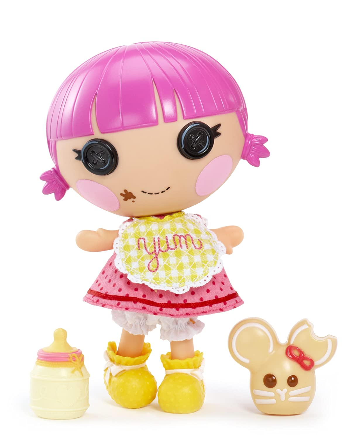 Lalaloopsy Littles Doll - Sprinkle Spice Cookie