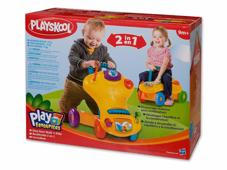 Hasbro - Playskool 05545148 - Playskool 2 in 1 Fahr- und Laufspa