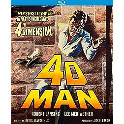 4D Man [Blu-ray]