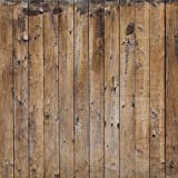 Kate 8x8ft Wood Panel Photography Backdrops Brown Wooden Background Photo (Color: 8811, Tamaño: 8x8ft)