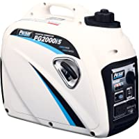 Pulsar PG2000IS 2000 Watt Gasoline Inverter Generator with 80cc OHV Engine and 1.18 Gallon Tank