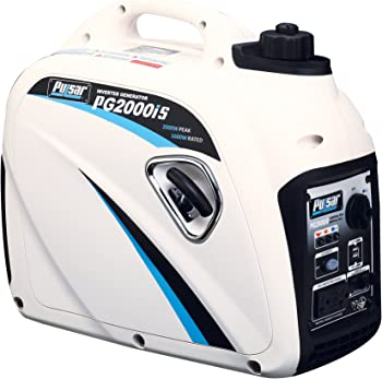 Pulsar PG2000IS 2000 Watt Gasoline Generator
