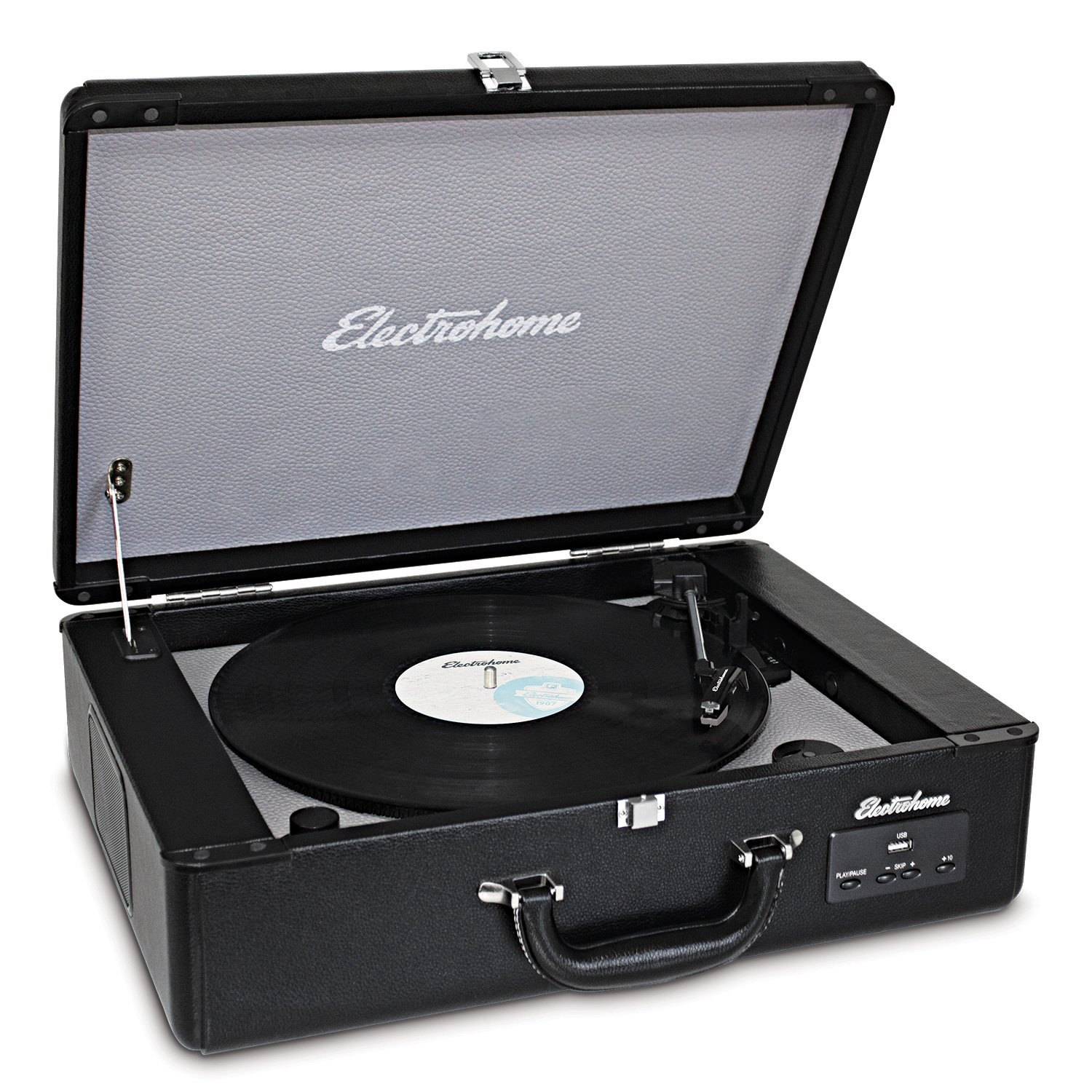Home Audio Systems With Record Player