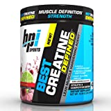 BPI Sports Best Creatine Defined Lean Muscle Hardening Agent, Cherry Lime, 10.58 Ounce (Color: Cherry Lime, Tamaño: 300 Grams)