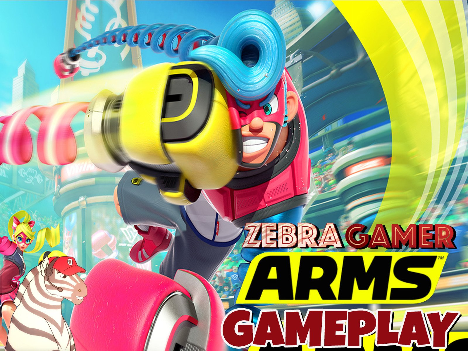 Arms Gameplay - Season 1