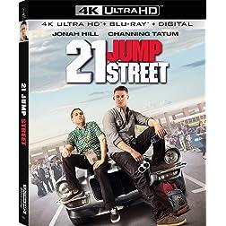 21 Jump Street [4K Ultra HD + Blu-ray]