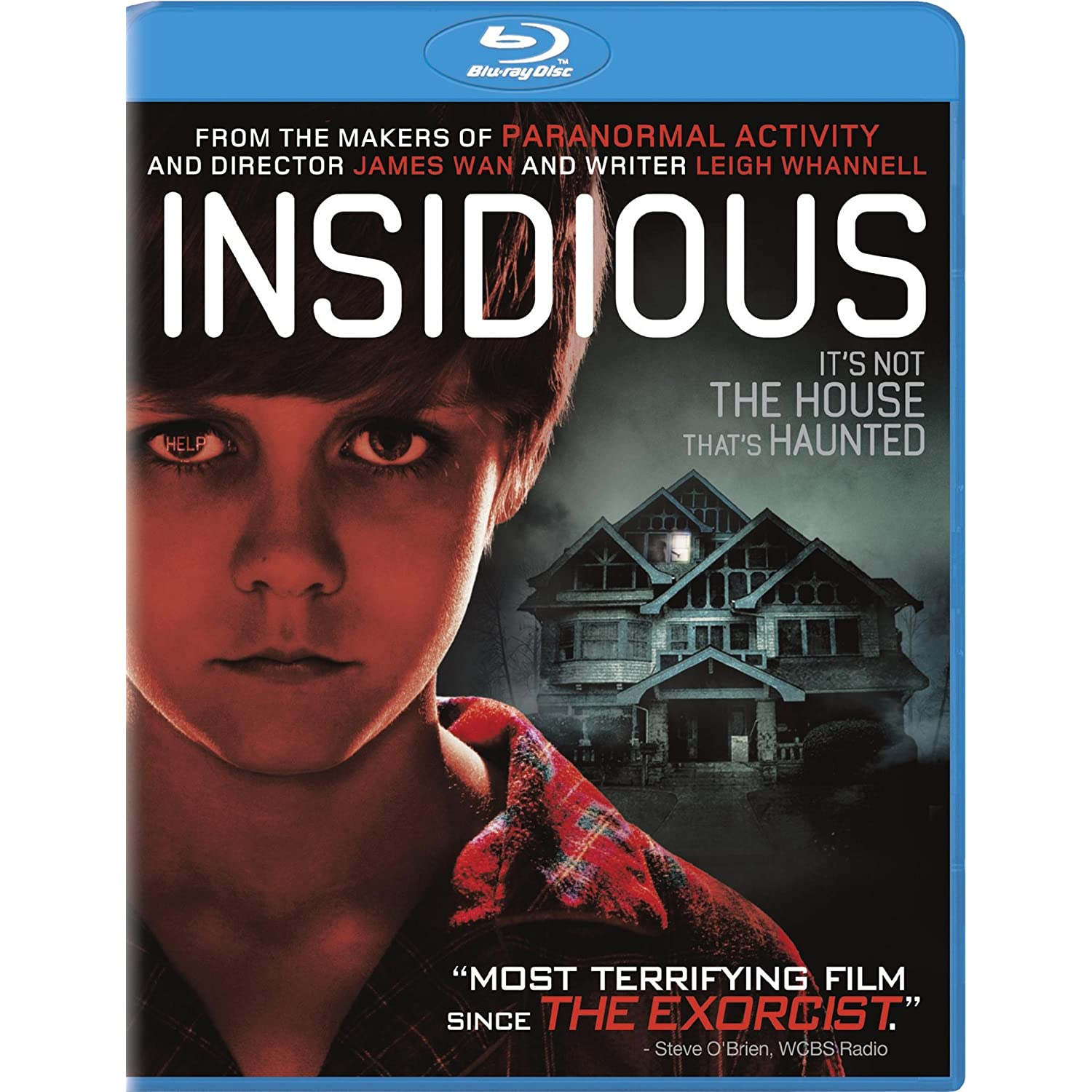 Insidious 1080p Mkv 2010 BluRay x264 DTS HDC