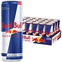 24 Pack Red Bull Energy Drink 12 Fl Oz Cans