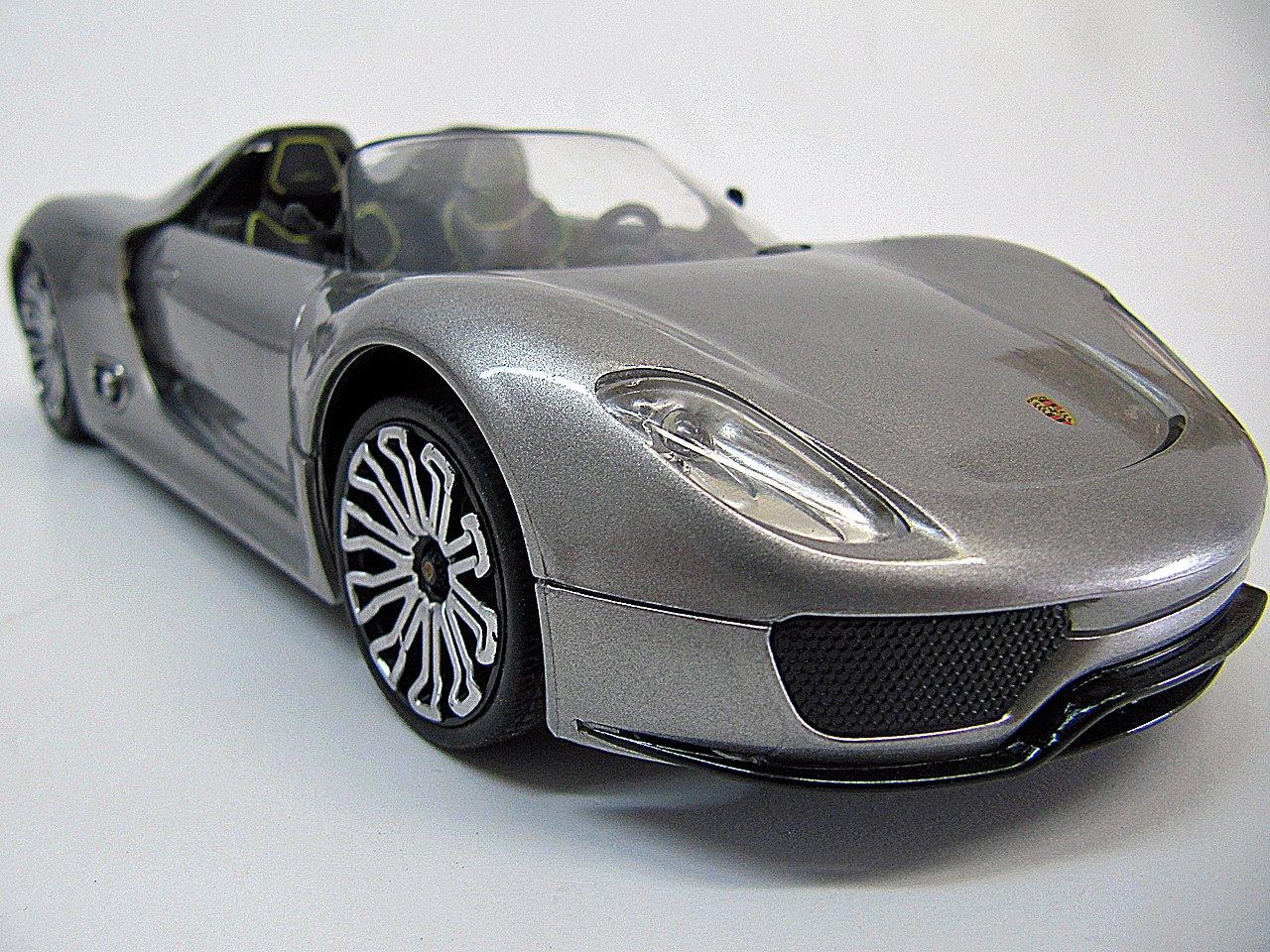 Brigamo00398 – Porsche 918, Spyder, 1:24, Ferngesteuertes Auto, Modellauto, RC Auto günstig kaufen