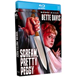 Scream, Pretty Peggy [Blu-ray]
