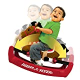 Radio Flyer Soft Rock and Bounce Pony with Sound (Color: Brown)