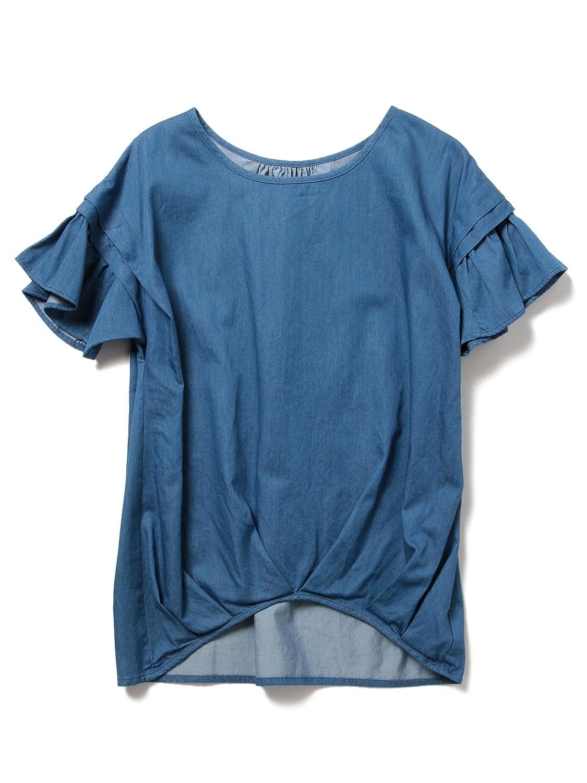 (レイビームス) Ray BEAMS デニムコクーンBL ONE SIZE BLUE : 服&ファッション小物通販 | Amazon.co.jp