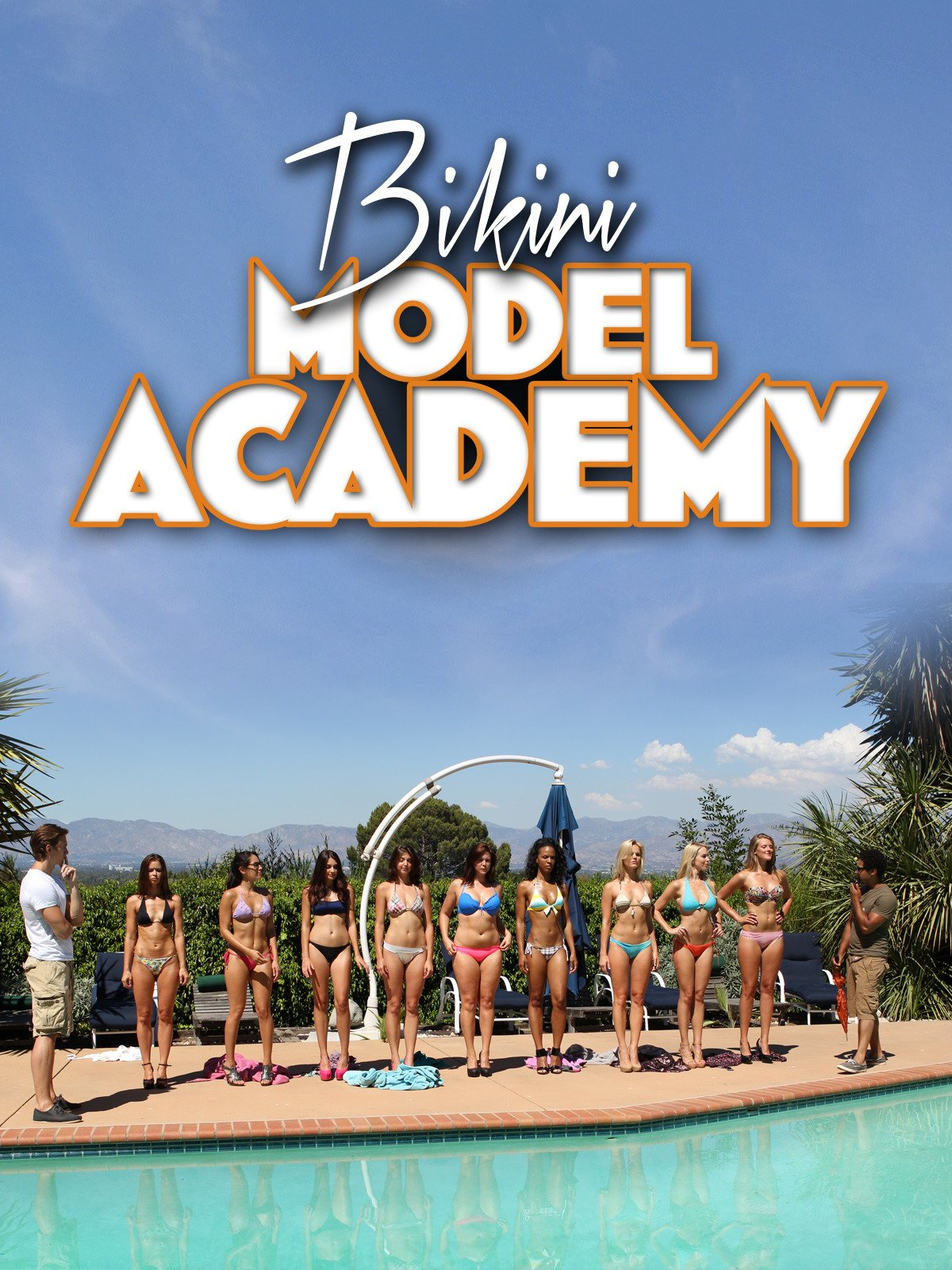 Bikini Model Academy (Portuguese Audio)
