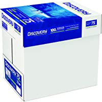 Discovery DIS0750073 A4 75gsm White Ref Paper (5 x 500 Sheets)