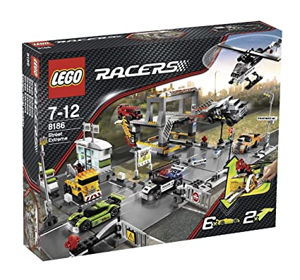 LEGO - 8186 - Jeu de construction - Racers - Tiny Turbos - Street Extreme