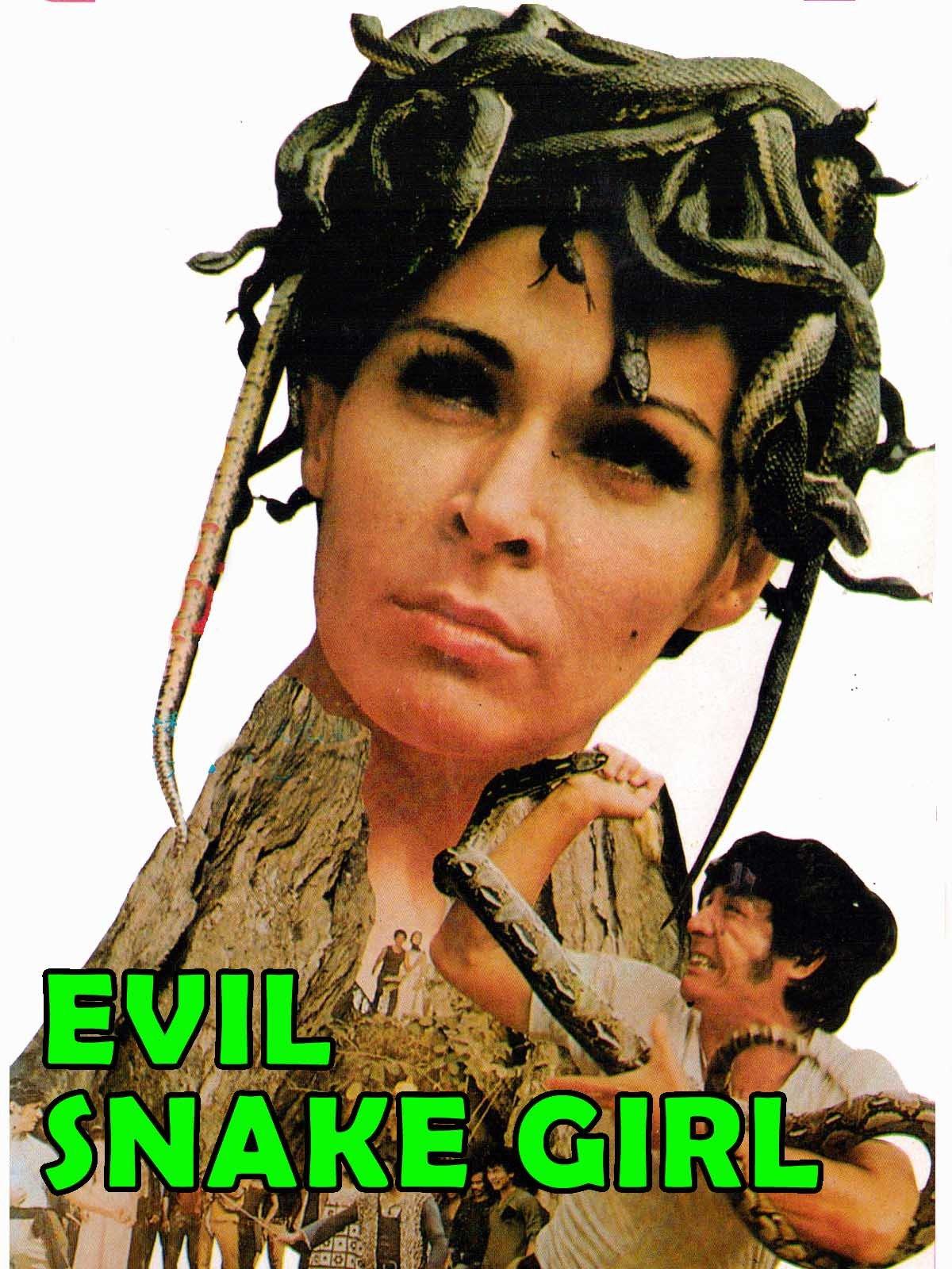 Evil Snake Girl