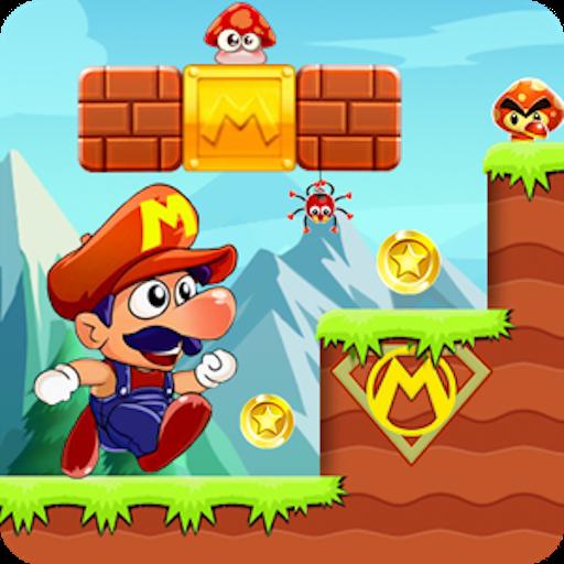 Super..Run..N'..Jump (The Game Mario)