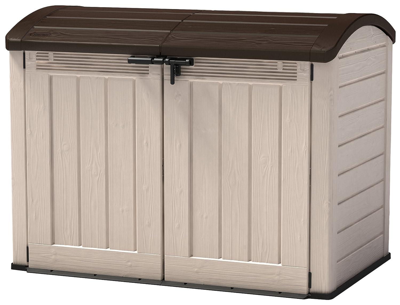 Keter Aufbewahrungsbox Store it Out Ultra, Beige, 2.000L günstig