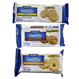 Murray Sugar Free Cookies Variety Single Serve Packs (Pack of 120) (Packaging May Vary) (Tamaño: 3 Count (Pack of 120))
