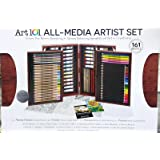 ART 101/ ALL-MEDIA ARTIST SET/161 PCS