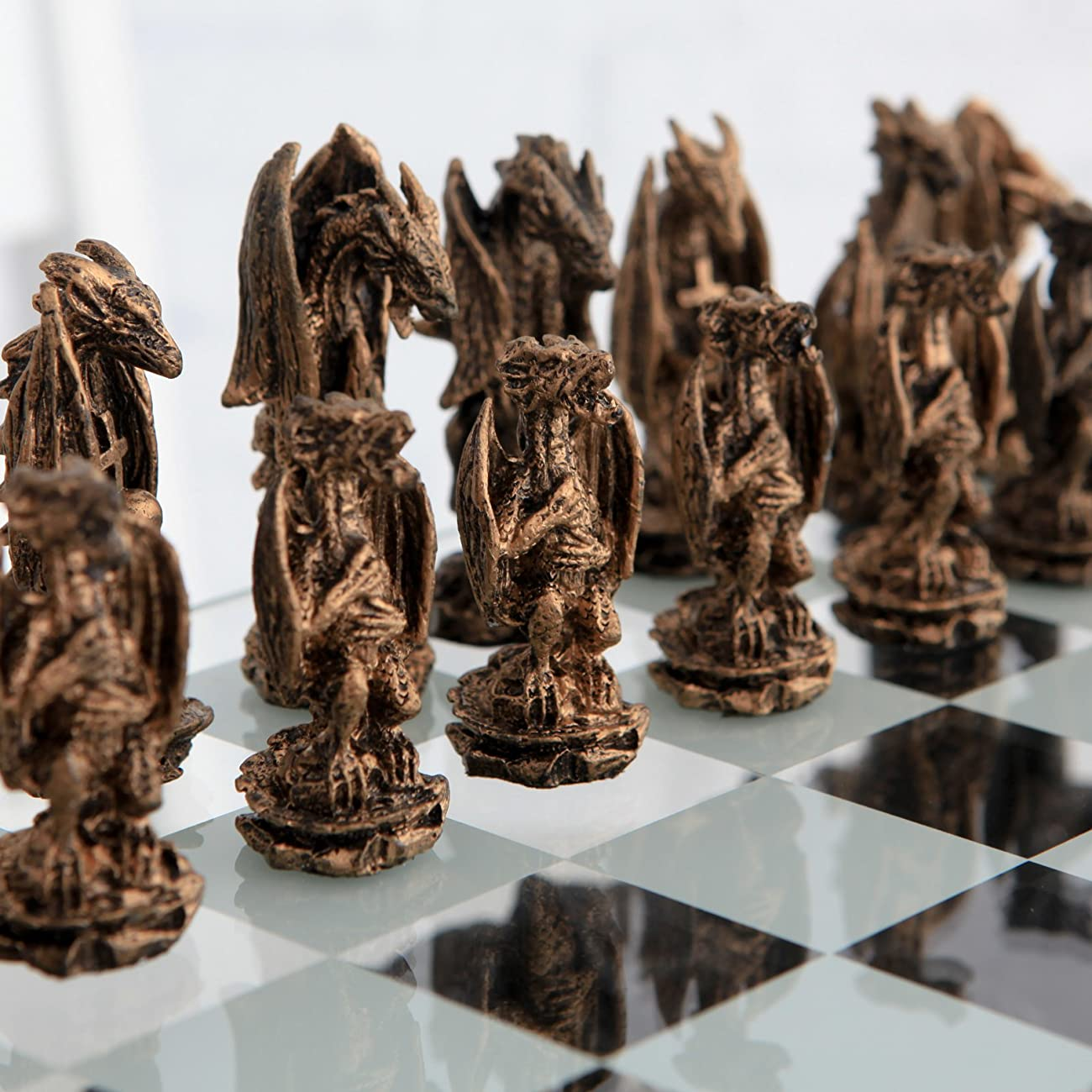 Dragon Chess Set 7