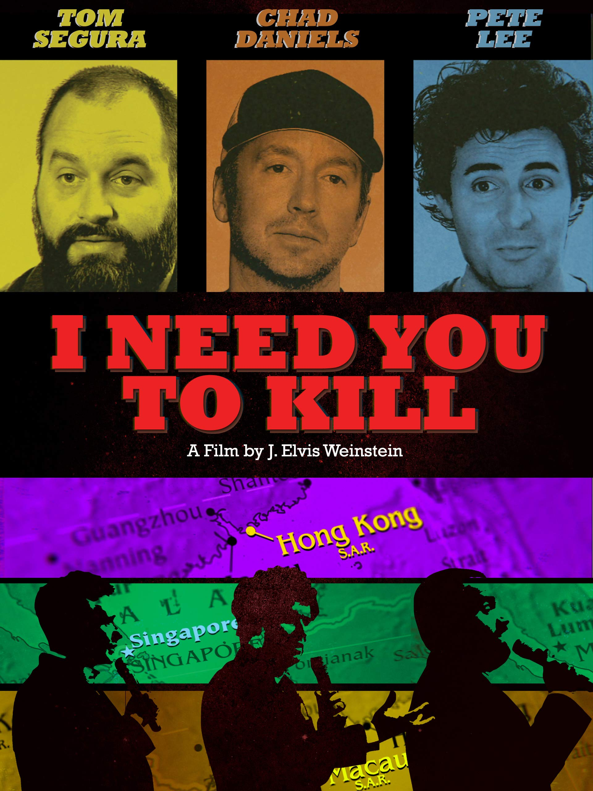 I Need You To Kill on Amazon Prime Instant Video UK