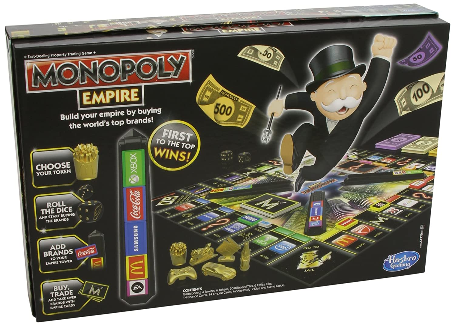 monopoly empire how to play