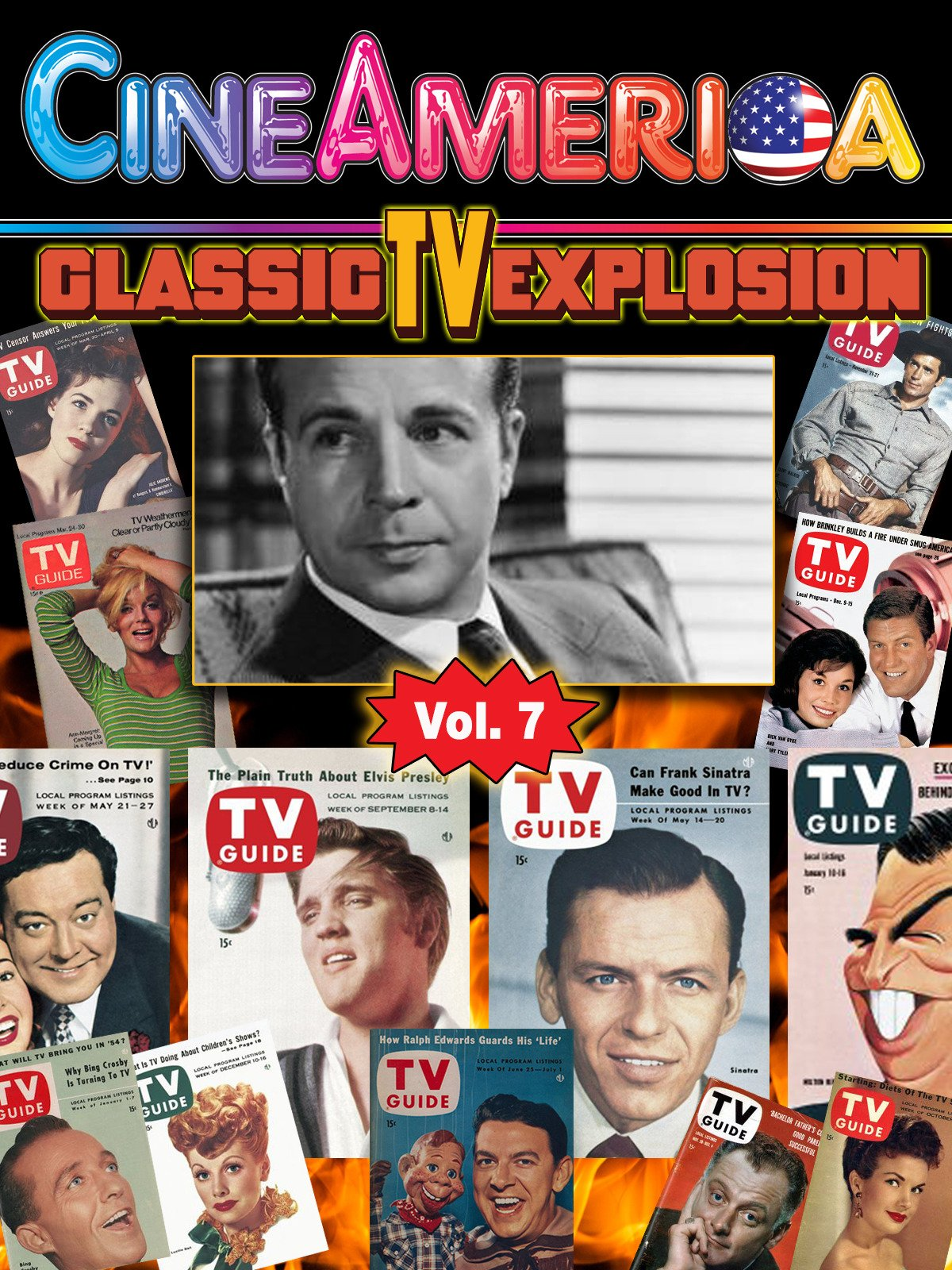 Classic TV Explosion Vol.7 on Amazon Prime Instant Video UK