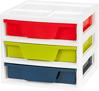 IRIS 3-Drawer Activity Chest