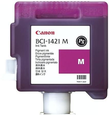 Canon BCI 1421M Cartouche d'encre d'origine 1 x magenta pour W8200/W8400