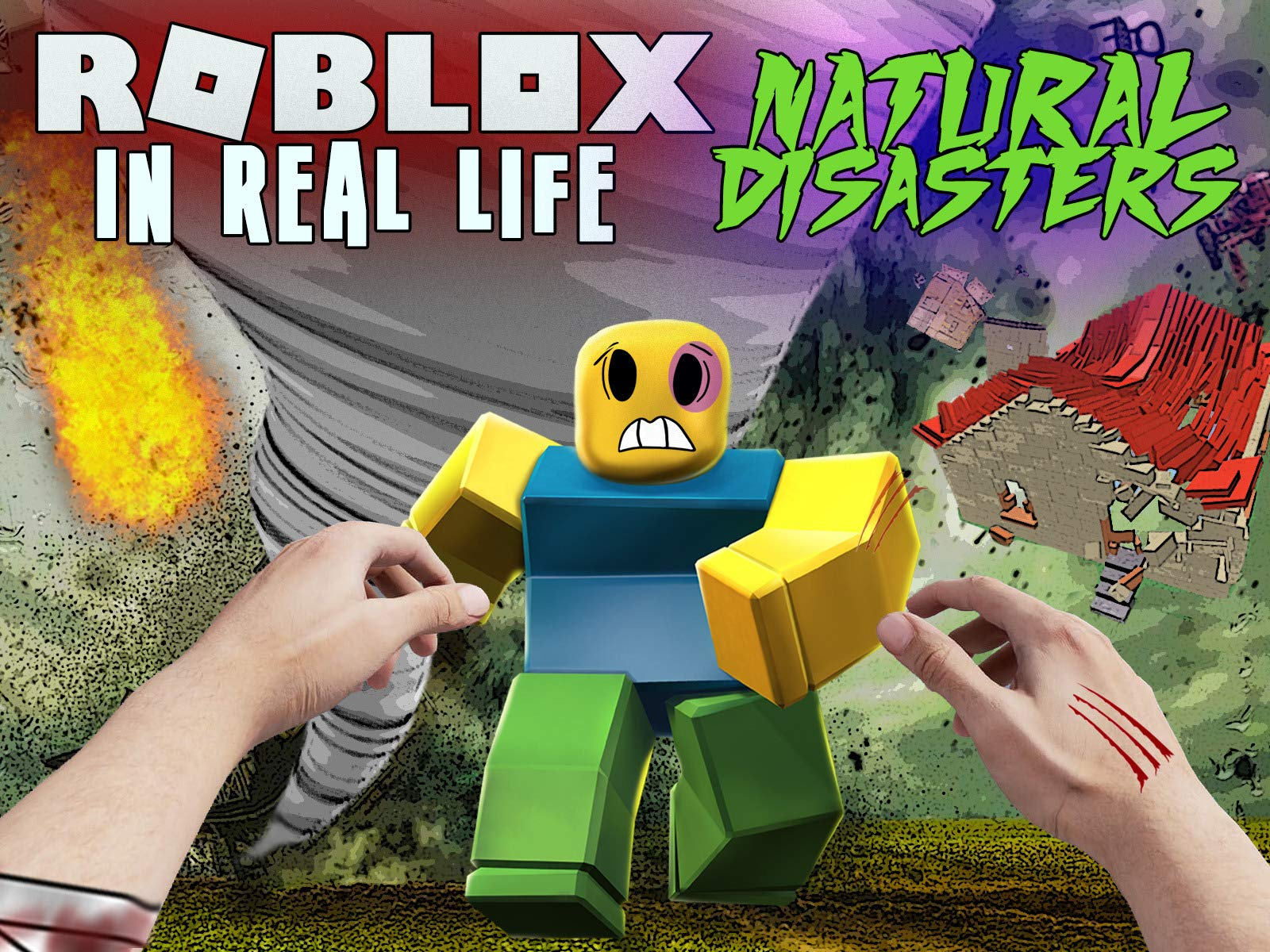 Roblox In Real Life - Natural Disasters on Amazon Prime Video UK