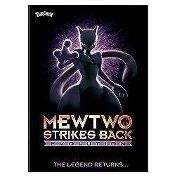 Pokemon the Movie: Mewtwo Strikes Back Evolution (DVD)