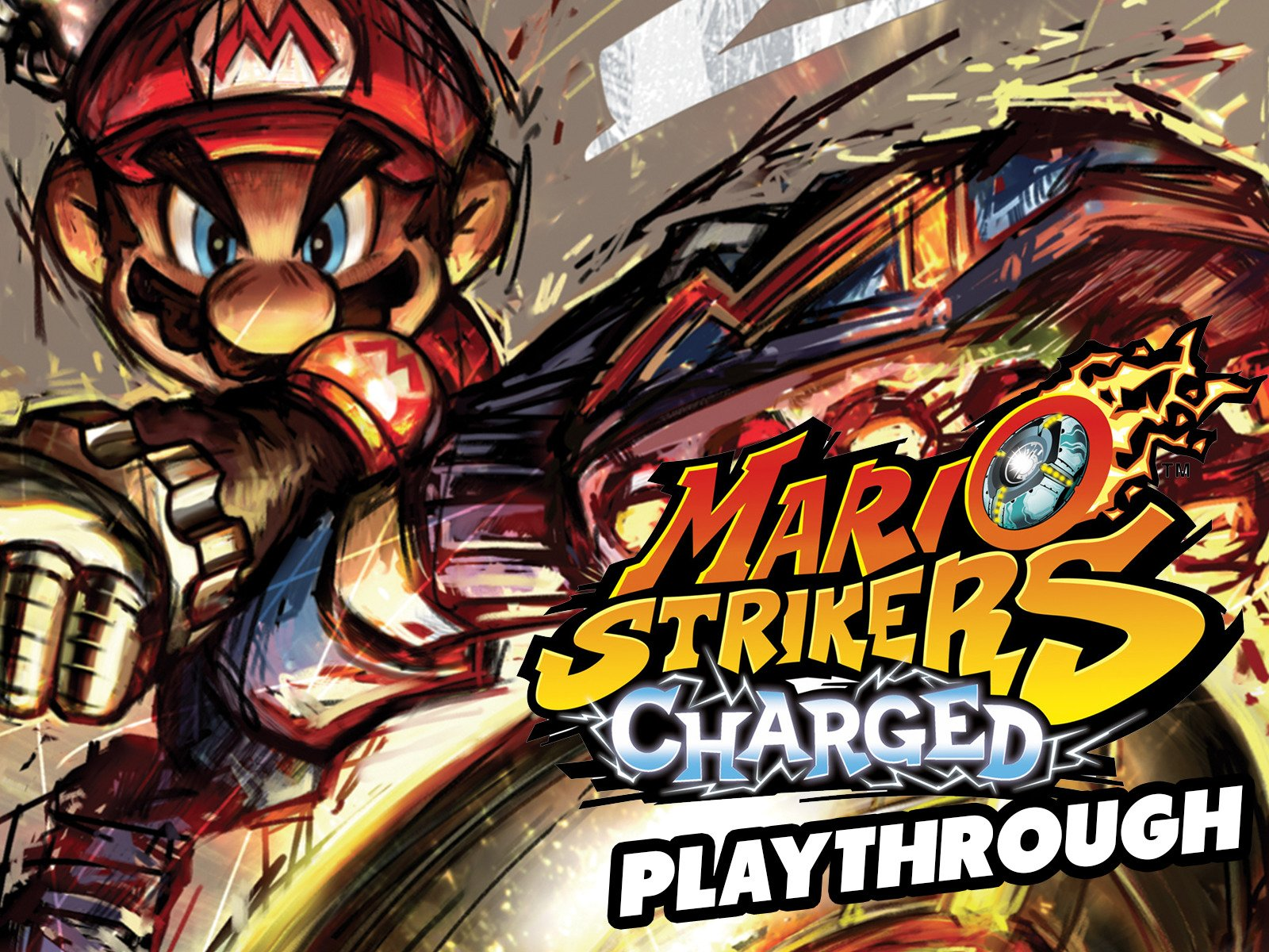 Clip: Mario Strikers Charged Playthrough - Season 1