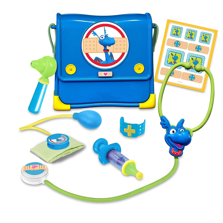 Toy Doctor Kit : Doc mcstuffins stuffy s bag set doctor kit pretend kids