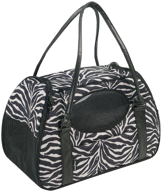 Zebra Pet Carrier Deluxe Zebra Pet Carrier