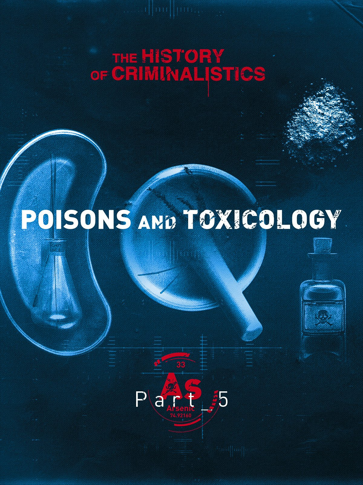 The History of Criminalistics. Poisons and Toxicology on Amazon Prime Video UK