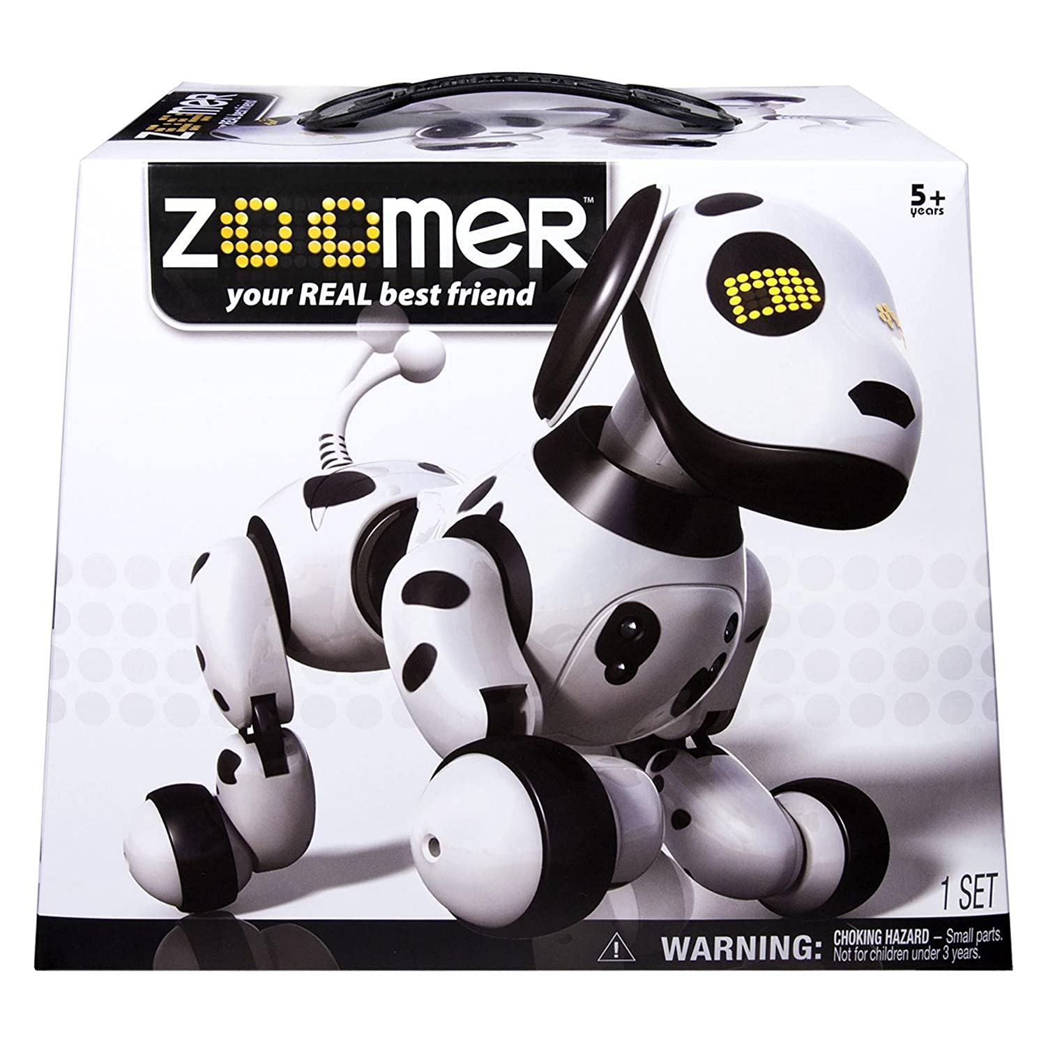 Zoomer Robot Dog Review