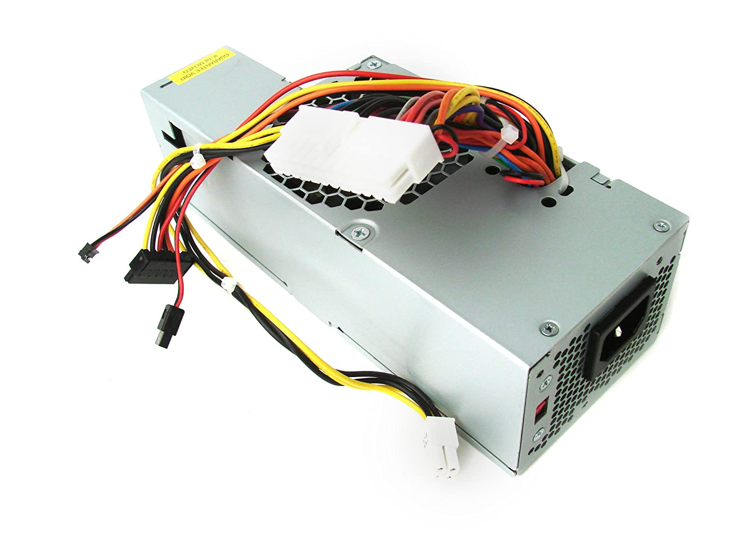 где купить Genuine Dell 275w Power Supply For the Optiplex 740, 745, 755, Dimension 9200c, and XPS 210 Small Form Factor Systems SFF Dell part numbers: RM117, PW124, FR619, WU142 Model numbers: HP-L2767FPI LF, DPS-275CB-1A, HP-U2757F331 LF, PS-5271-3DF1-LE, H275P-0 дешево