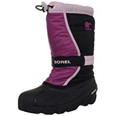 Sorel Flurry TP Winter Boot (Toddler/Little Kid/Big Kid)