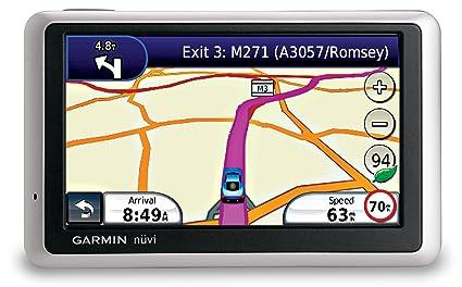 """Garmin Nuvi 1350T GPS Europe Ecran tactile 10,9 cm (4,3"""") TMC ecoRoute Navigation piétonne et photo navigation (Import Allemagne)"""
